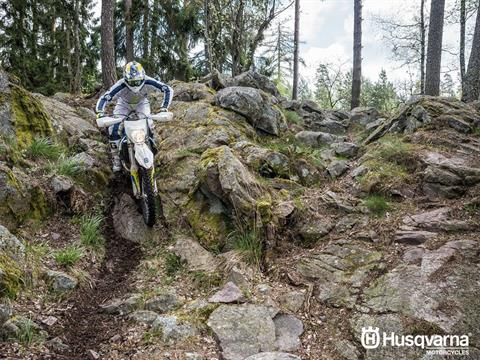2016 Husqvarna FE 350 in Hendersonville, North Carolina