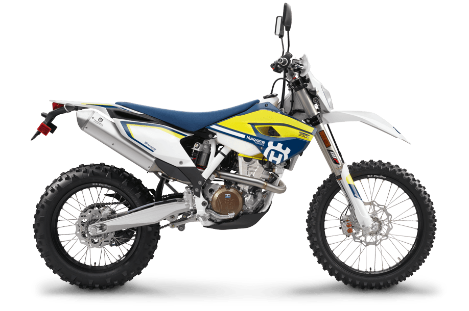 2016 Husqvarna FE 350 S in Cookeville, Tennessee