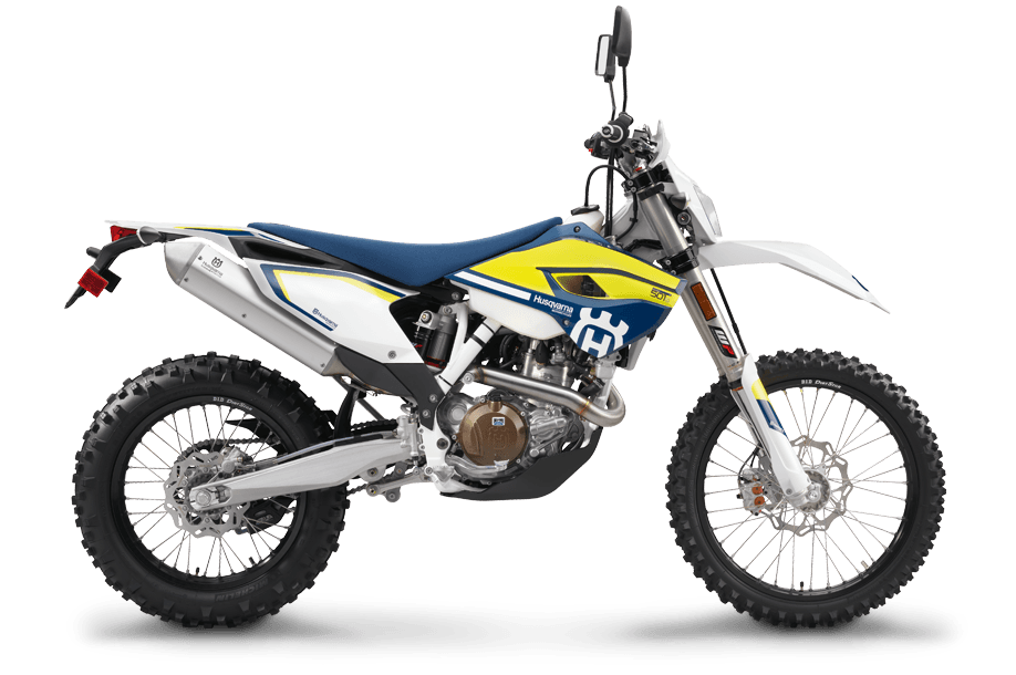 2016 Husqvarna FE 501 S in Orange, California