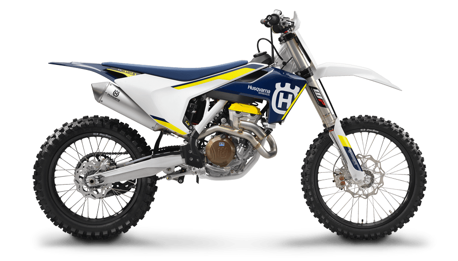 2016 Husqvarna FC 350 in Bristol, Virginia