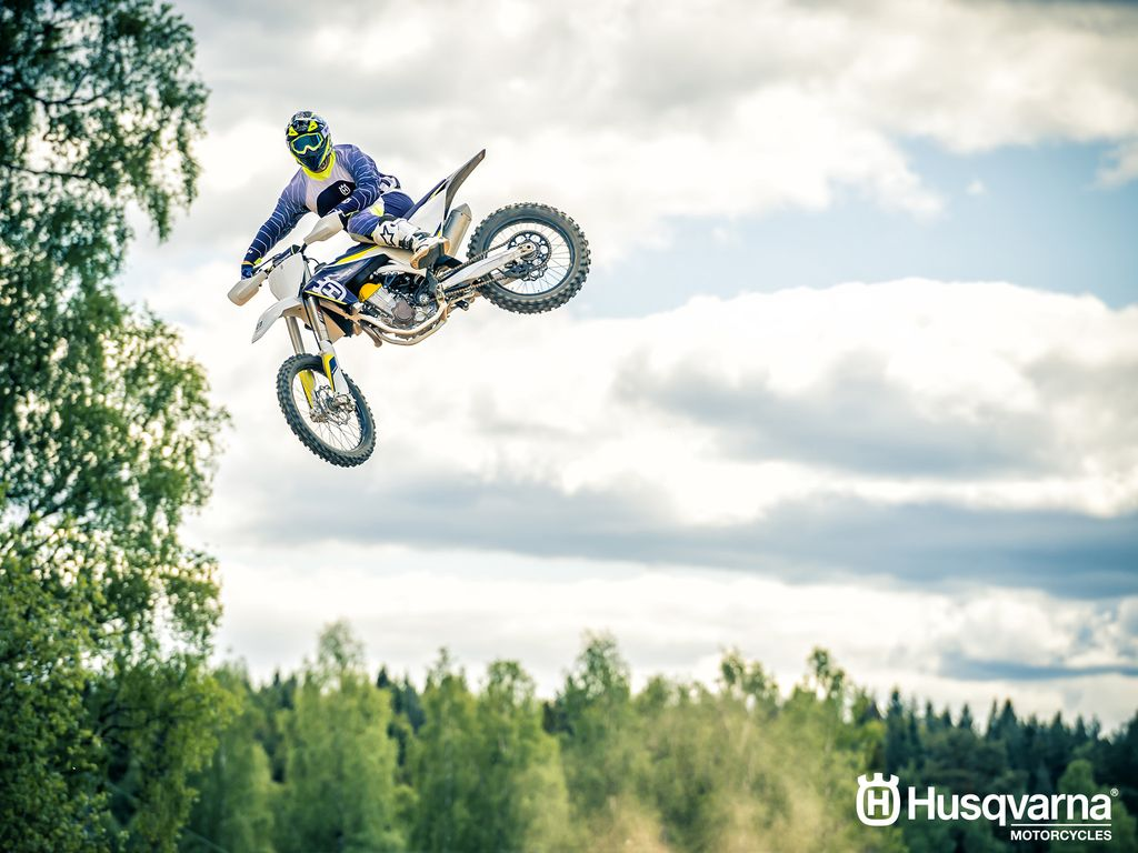 2016 Husqvarna FC 450 in Hendersonville, North Carolina
