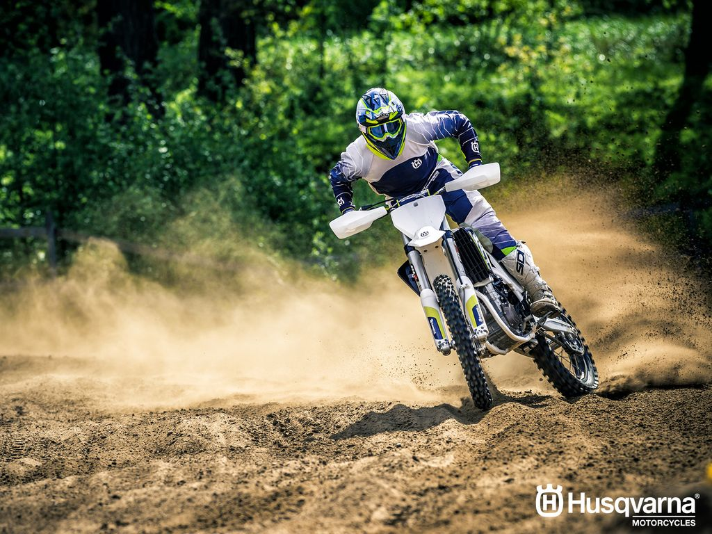 2016 Husqvarna FC 450 in Costa Mesa, California