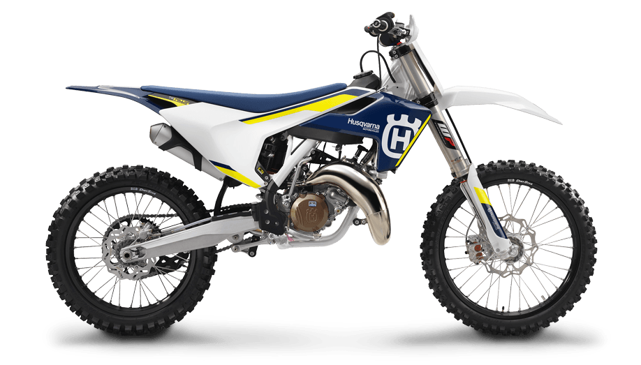 2016 Husqvarna TC 125 in Orange, California