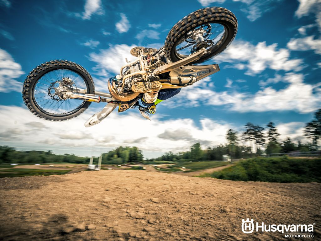 2016 Husqvarna TC 125 in Hendersonville, North Carolina