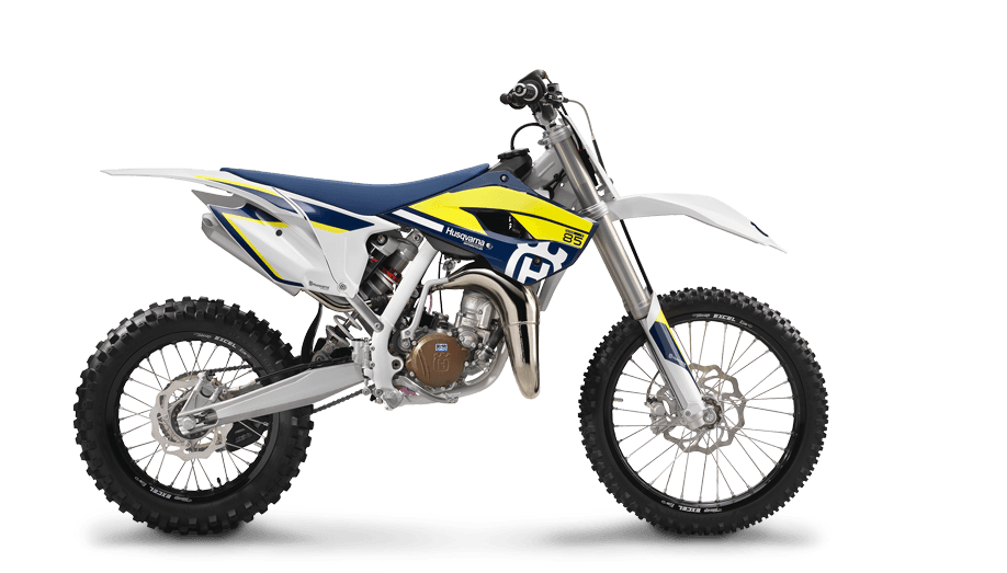 2016 Husqvarna TC 85 17/14 in Costa Mesa, California