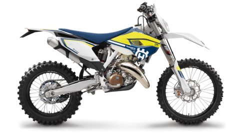 2016 Husqvarna TE 125 in Orange, California