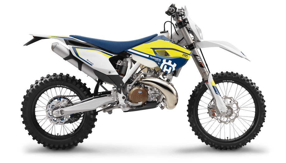 2016 Husqvarna TE 250 in Fontana, California