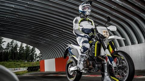 2016 Husqvarna 701 Supermoto in Orange, California
