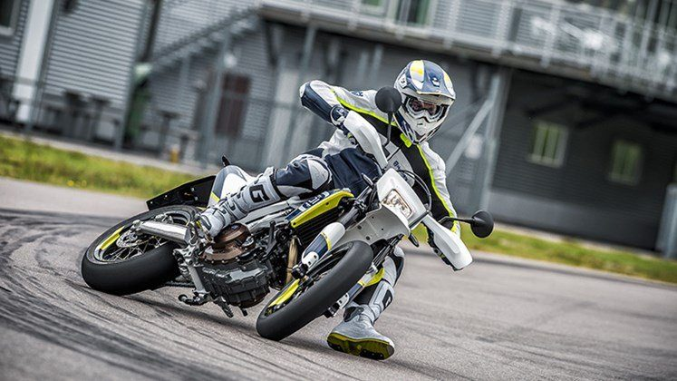 2016 Husqvarna 701 Supermoto in Hialeah, Florida