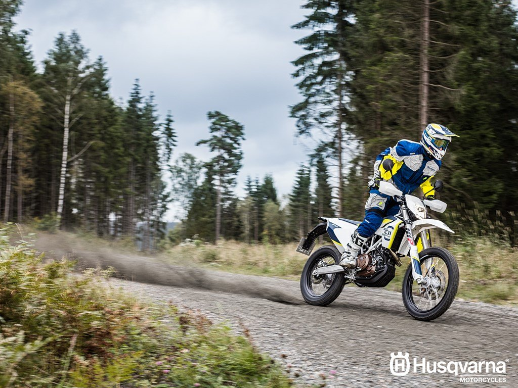 2017 Husqvarna 701 Enduro in Bingen, Washington