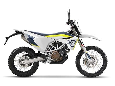 2017 Husqvarna 701 Enduro in Castaic, California