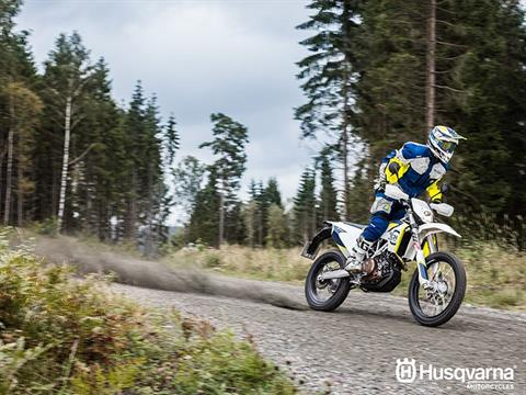 2017 Husqvarna 701 Enduro in Costa Mesa, California