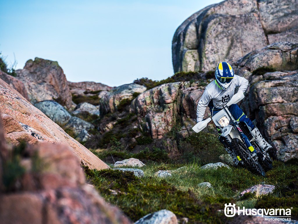 2017 Husqvarna FE 250 in Eureka, California