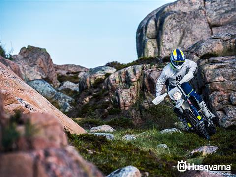 2017 Husqvarna FE 250 in Appleton, Wisconsin