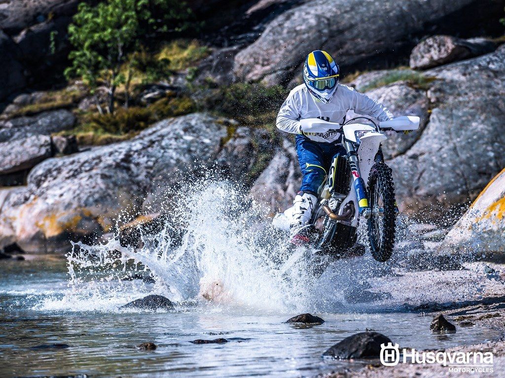 2017 Husqvarna FE 350 in Northampton, Massachusetts