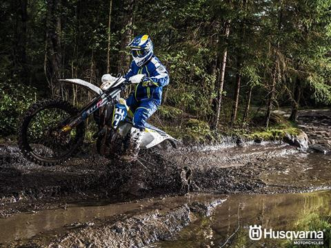 2017 Husqvarna FE 350 in Woodinville, Washington