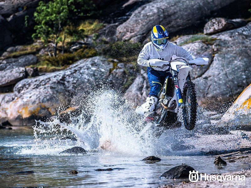 2017 Husqvarna FE 350 in Bingen, Washington