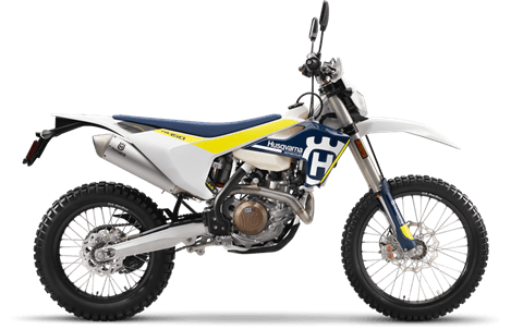 2017 Husqvarna FE 450 in Orange, California