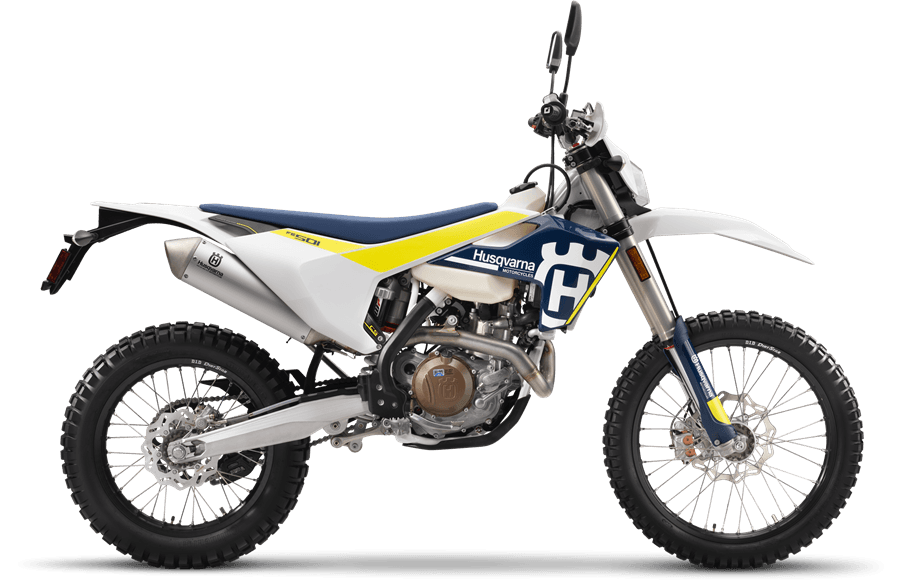 2017 Husqvarna FE 501 in Moses Lake, Washington