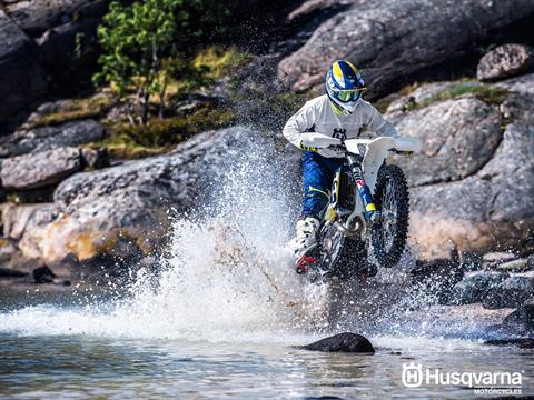 2017 Husqvarna FE 501 in Hendersonville, North Carolina