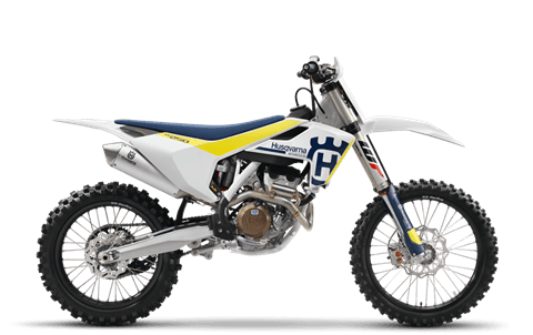 2017 Husqvarna FC 250 in Bristol, Virginia