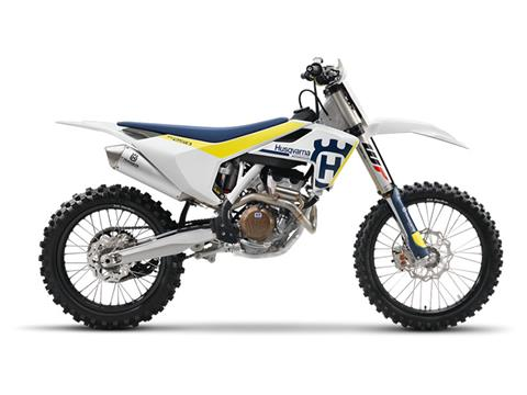 2017 Husqvarna FC 250 in Cookeville, Tennessee