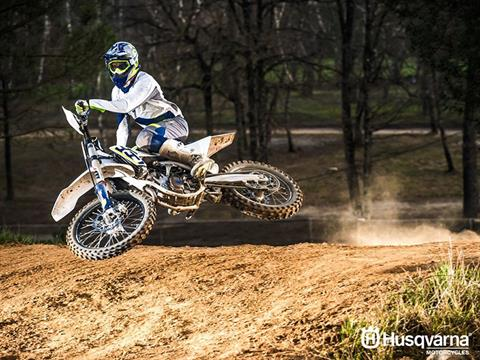 2017 Husqvarna FC 250 in Bingen, Washington