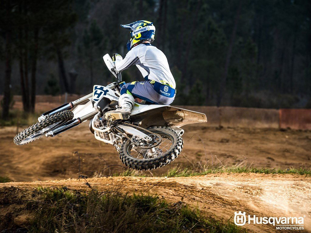 2017 Husqvarna FC 350 in Moorpark, California