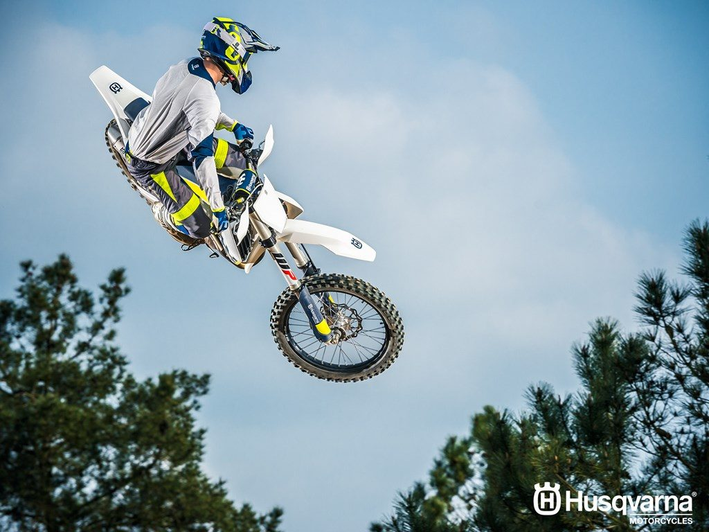 2017 Husqvarna FC 350 in Bristol, Virginia