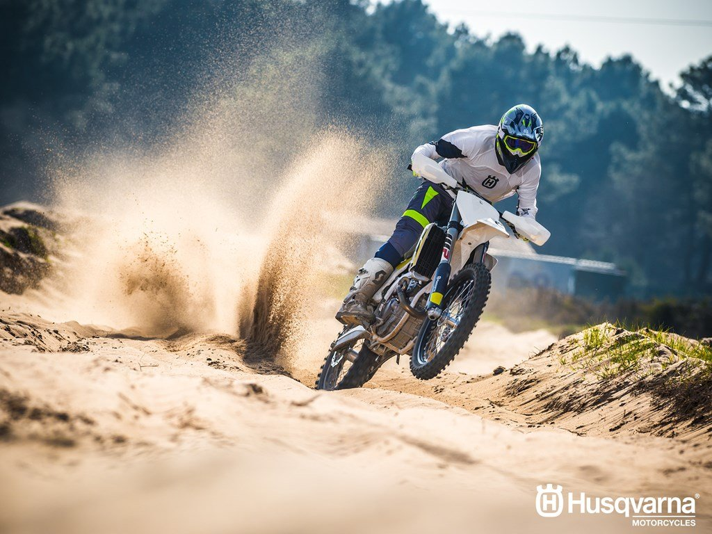 2017 Husqvarna FC 350 in Bingen, Washington