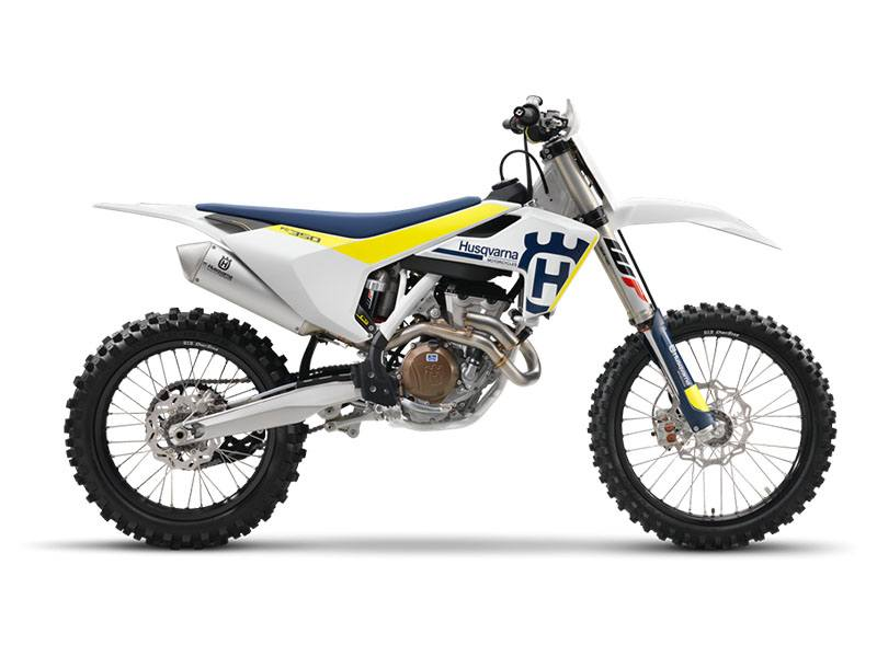 2017 Husqvarna FC 350 in Appleton, Wisconsin