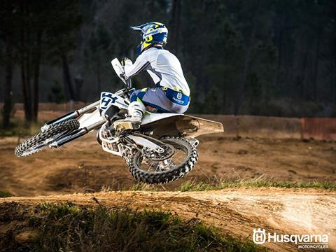2017 Husqvarna FC 350 in Pelham, Alabama