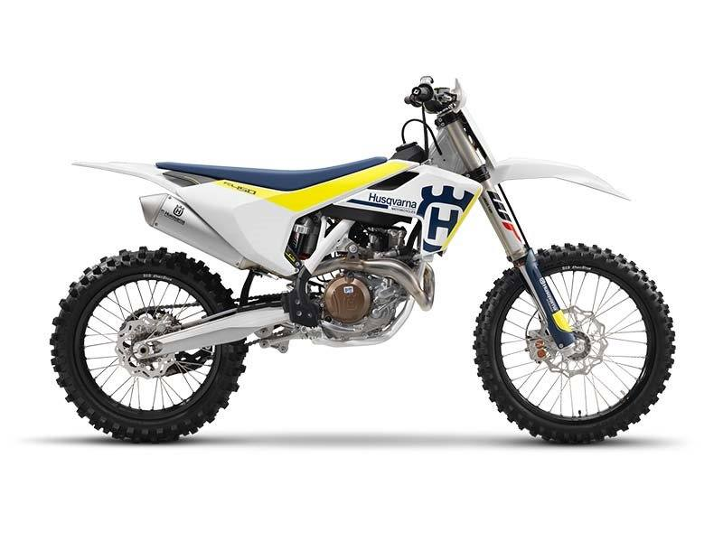 2017 Husqvarna FC 450 in Bristol, Virginia