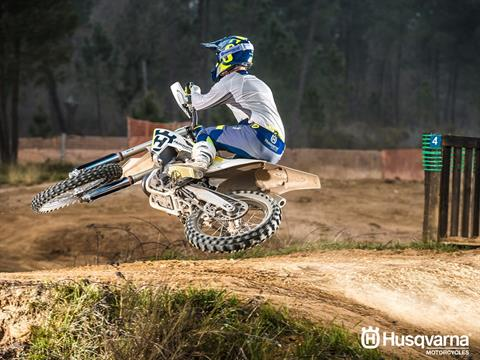 2017 Husqvarna FC 450 in Woodinville, Washington