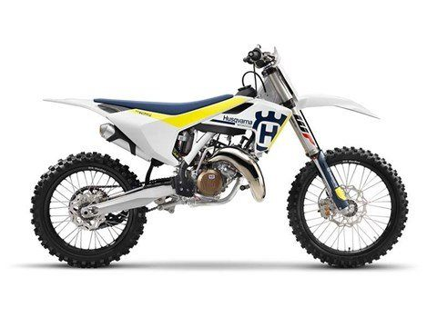 2017 Husqvarna TC 125 in Austin, Texas