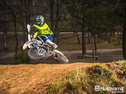 2017 Husqvarna TC 125 in Northampton, Massachusetts