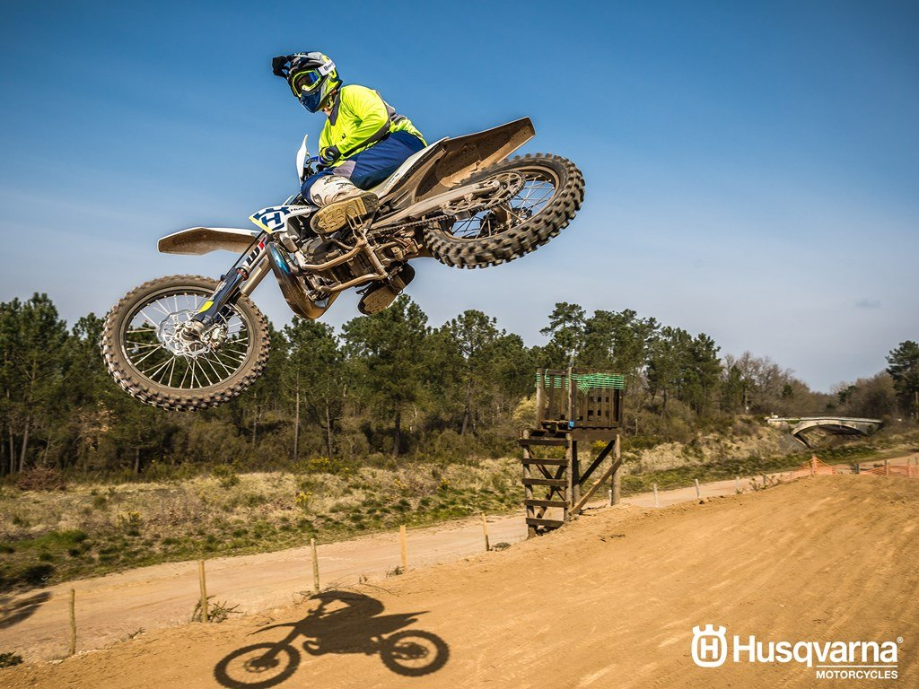 2017 Husqvarna TC 250 in Bristol, Virginia