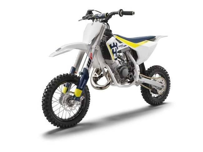 2017 Husqvarna TC 50 in Costa Mesa, California