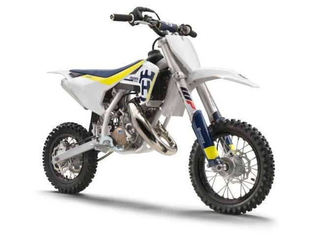 2017 Husqvarna TC 50 in Hendersonville, North Carolina