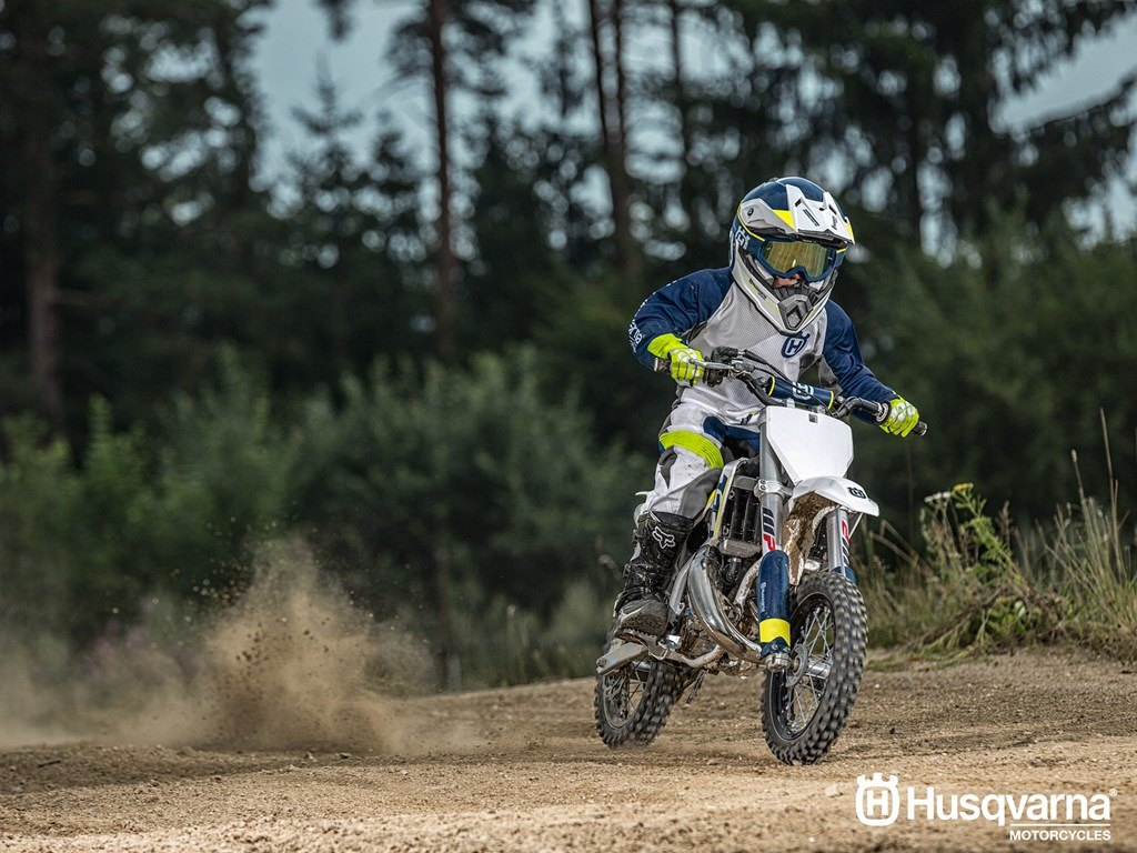 2017 Husqvarna TC 50 in Appleton, Wisconsin