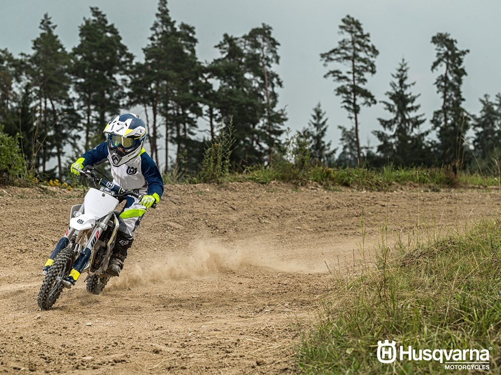2017 Husqvarna TC 50 in Eagle Bend, Minnesota