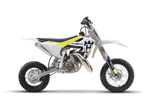 2017 Husqvarna TC 50 in Troy, New York