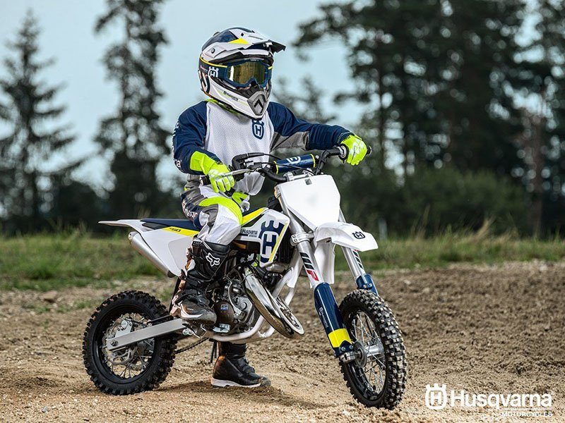 2017 Husqvarna TC 50 in Woodinville, Washington