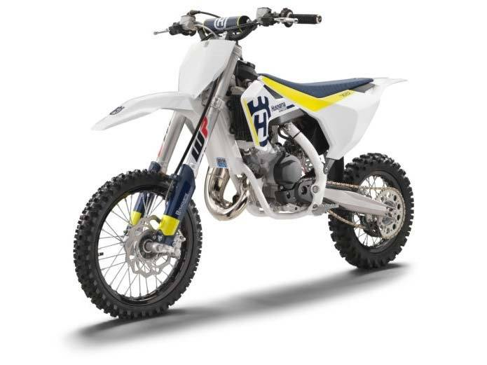 2017 Husqvarna TC 65 in Orange, California