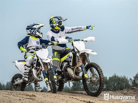 2017 Husqvarna TC 65 in Woodinville, Washington