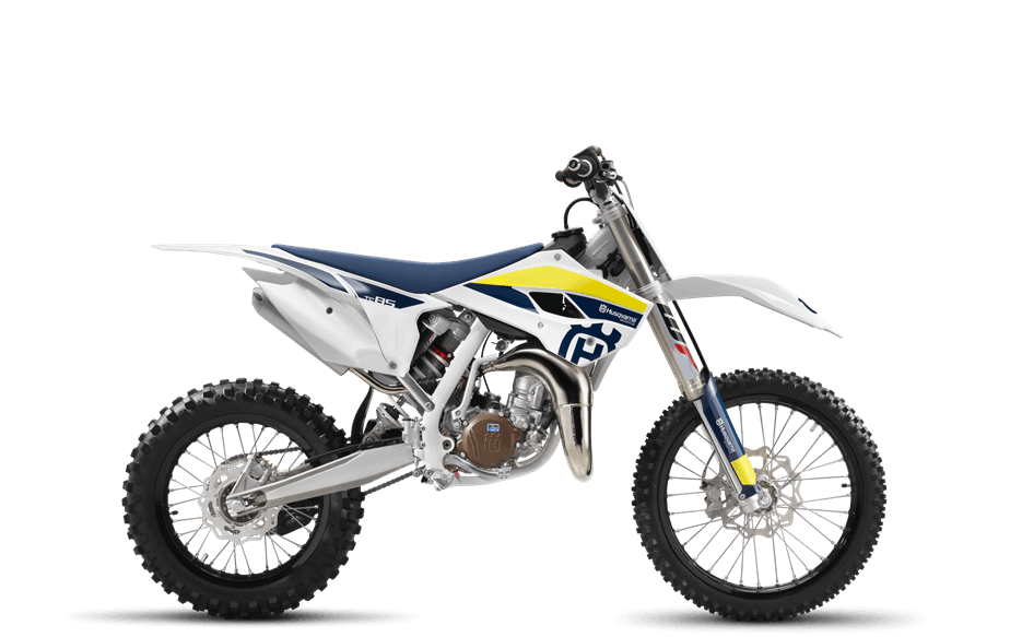 2017 Husqvarna TC 85 17/14 in Orange, California