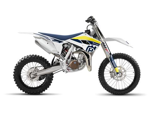 2017 Husqvarna TC 85 17/14 in Ukiah, California