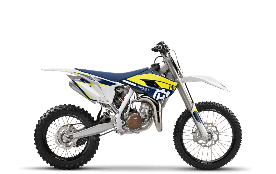 2017 Husqvarna TC 85 19/16 in Orange, California