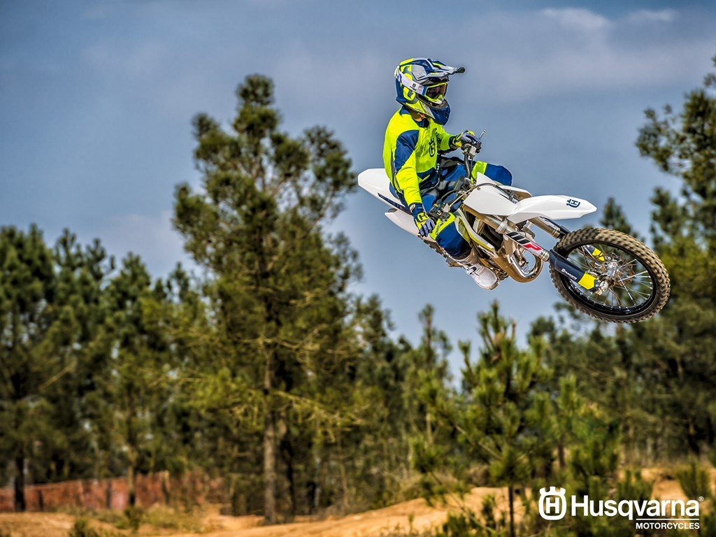 2017 Husqvarna TC 85 19/16 in Costa Mesa, California