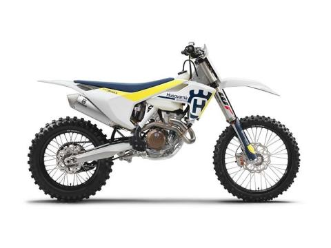 2017 Husqvarna FX 350 in Troy, New York